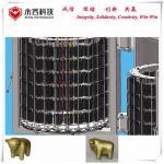 China EMI Shielding Thin Film Vacuum Metallizing Equipment Vertical Orientation for sale
