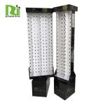 Cardboard Display Stand Pop Display Shelf With 2 Sides Can Hold 80pcs Sunglasses for sale