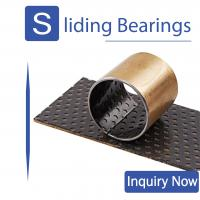 DX Black pom Self-lubricating bearing,No oil, suitable for automobile chassis, forging machine tool for sale