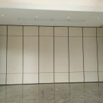 Conference Hall Sliding Folding Partition Office Acoustic Room Movable Partition Walls for sale