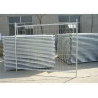 China Electric galvanized easy to install Australia temporary fencing with feet for sale
