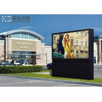 China IP65 PH10MM Two Sided Led Outdoor Signs 10000 Dots Led Moving Message Waterproof for sale