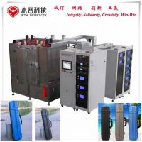 China Plastic Enclosure Copper Case PVD Plating Equipment With Sputter Deposition for sale