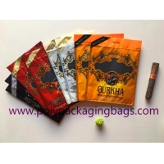 OPP Laminated Cigar Humidor Bags Humidified System To Keep Cigars Fresh And Anticorrosive