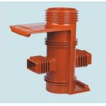 China 10 KN Flexural Strength High Voltage Bushing / Electrical Post Insulators 40.5kV for sale