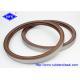 VIONON Material Rotary Shaft Oil Seals Fluorine Adhesive Dustproof Lip BZ5284E for sale