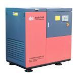 Stationary Screw Air Compressor For Color Sorter , High Pressure Air Compressor Belt Drive for sale