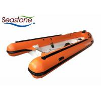 115hp Rescue Lightweight Inflatable Tenders RIB520A With Center Console Control