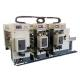 Flexo Printing Slotting Machine / Automatic Feeding Water Ink Printing Box Packing Machine for sale