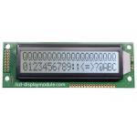 COB Resolution 20x2 LCD Dot Matrix Module , Character Transflective LCD Display for sale