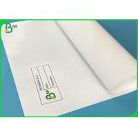 White Food Wrap Paper 80gr 120 gr 144 gr Waterproof Paper Sheets Or Reel for sale
