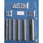 ASME E1025 ASTM E747 Wire Penetrameter Penetrometer Image Quality Indicator IQI for sale