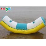 Adult Water Floating Seat Floating Inflatable Seesaw Water Toys For Amusement Park