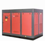 China 132kw 175HP 3 Phase Two Stage Air Compressor With ISO9001 Approved for sale