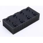 China Square Auto Cutter Bristle Black  Nylon Bristle To Lectra Mh M55 M88 Mh8 Ih58 Q50 Q80 131181 704186 for sale