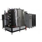 Ceramics  Decoration TiN Coating Equipment / Multi Arc Vacuum Plating Machine, PVD Gold Coating On Ceramic Coatings for sale