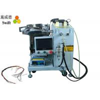 Fast Wrap Automatic Cable Tie Machine With Handheld Zip Tie Gun Improve Speed for sale
