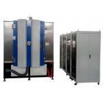Glass Tube Vacuum Deposition Equipment, Aluminum Sputtering Deposition Machine for sale