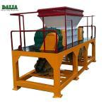 High Torque Metal Shredder Machine Double Shaft Aluminum Shredder Equipment for sale