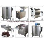 China Fully Automatic Industrial Nut Butter Grinder Chocolate Production Line Making Machine for sale