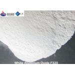 Strong Cutting Force White Aluminum Oxide Media Polishing Powder 3.95 G / Cm3 True Gravity for sale