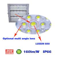 Railway 160lm / W 150w Led Tunnel Light / Outdoor Led Projection Lights for sale