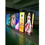Ethernet / WIFI SMD 3 In 1 2.571mm Poster Light Box Displays 1200cd/㎡ for sale