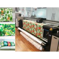 China inkjet direct flag printer digital flag textile fabric printing machine for cotton for sale