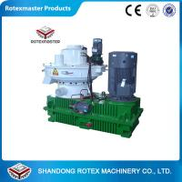 Durable Wood Pellet Manufacturing Equipment , Wood Pellet Extruder Big Capacity for sale