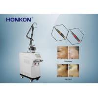 China 532nm 1064nm Wavelength Q Switched Nd Yag Laser Tattoo Removal Ce Approved for sale