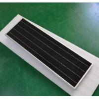 China 30W Integrated Solar Street Light With High Pressure Cast Aluminum Molding for sale