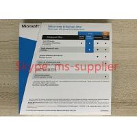 China 2013 / 2016 Microsoft Office Key Code for Mac One Product Key Card PKC 1 Mac for sale