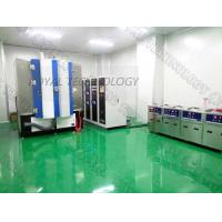 Ceramic LED Chips Sputtering Coating Plant / Ag, Cu Deposition on Al2O3 , AlN Circuit Boards for sale