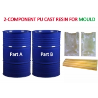 Two Component Clear Polyurethane Resin