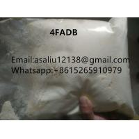 Chemical Raw Materials 4fadb particles 4f-Adb Pure Research Chemical Powders 4fadb White Color Molecular Weight 370.45 for sale