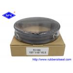 Floating Ring Mechanical Oil Seal High Tensile Strength For Bulldozer D6 Parts for sale