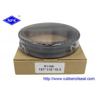 China Floating Ring Mechanical Oil Seal High Tensile Strength For Bulldozer D6 Parts supplier