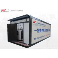 China Fully Skid Mounted Electric Heating Steam Generator For Food Industry for sale