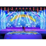High Resolution Indoor Rental LED Display Led Screen With 250mm×250mm Module for sale