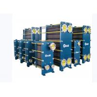 Refinary Industry Flat Plate Heat Exchanger Ti/SS316 Plate for Food Process