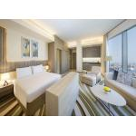5 Star Hilton Modern Hotel Bedroom Furniture Customized Contemporary for sale