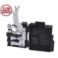 China High Performance Waterproof Automotive Fuse Block Two Ways Black Color for sale