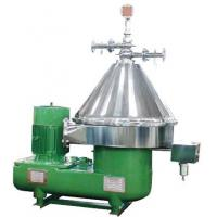 China Discharge Automatically Liquid Liquid Soild Separation Green Centrifugal Filter Separator supplier