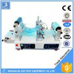 Automatic Adhesive Testing Equipment , Hot Melt Roll to Roll UV Coating Machine for sale