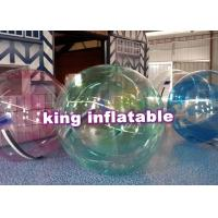 Large Walking On Water Balls Inflatable Water Toys with Custom Logo Printed for sale