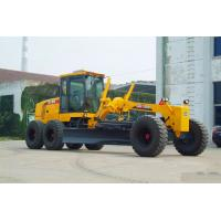 Custom D6114 ZG14B Motor Graders GR200 with ISO Certificate , 16T Payload