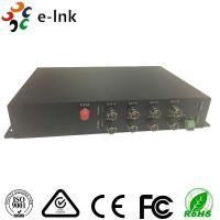 China 1 Channel RS485 Reverse Data 20km Single Mode 8 Channel SDI to Fiber Optic Converter supplier