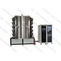 Wear Resistance Glass Coating Machine / PVD Plating Machine For Jewelry for sale