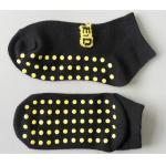 China Custom Logo Non Slip Grip Socks Women Yoga Socks Pilates Ballet Dance Anti Slip Socks for sale
