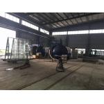 China 2M Or Customized Inner Diameter Glass Laminating Autoclave Machine / Glass Autoclave For Bricks / Glass / Wood for sale